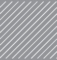 seamless texture with slanting grey and vector image vector image