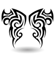 Tattoo single vector image vector image