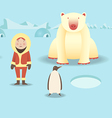 northPole preview vector image