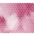 Abstract pink background with cells not seamless