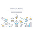 Investment crowdfunding fundraising