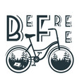 bicycle10 vector image vector image