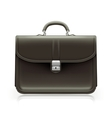 Brief case vector image