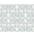 Damask floral ornament pattern vector image vector image