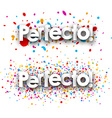 Perfect paper banners set vector image vector image