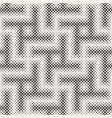 Stylish halftone texture endless abstract