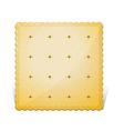 Biscuit vector image