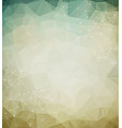 abstract space pastel background chaotically vector image vector image