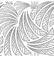 ethnic seamless pattern background vector image vector image