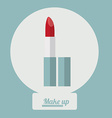 make up design vector image vector image