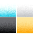 Abstract backgrounds of the business icons vector image vector image