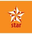 logo star vector image
