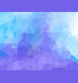 gradient background from triangles vector image