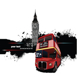 london banner vector image