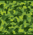war green jungle camouflage seamless pattern can vector image vector image