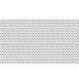 black dot seamless background pattern wallpaper vector image
