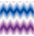 seamless pixel chevron background pattern vector image vector image