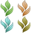 Design of leaves No gradient