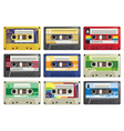Cassette tapes vector | Price: 3 Credits (USD $3)