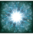 Light burst vector image