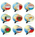 World flag icons vector | Price: 3 Credits (USD $3)