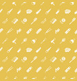 seamless cosmetics background texture vector image vector image