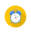 Wake up clock icon vector image vector image
