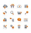 FTP Hosting Icons Graphite Series