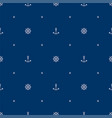 ocean seamless pattern for print fabric or paper vector image vector image