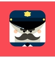 Police officer avatar Trendy
