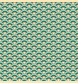 japanese seamless pattern art vector image