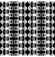 Seamless geometric pattern in ethnic style vector image