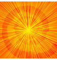 Sunburst Light Spash Abstract Background vector image vector image