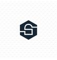 Lock logo design template Security vector image