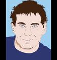 male person vector image