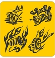 Off-Road symbols - set vector image vector image