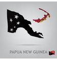 papua new guinea vector image vector image