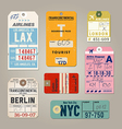 Vintage Luggage Tags 02