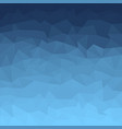 blue gradient abstract background vector image