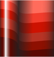 3d stripes vector image vector image