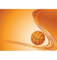 Abstract sport background vector image
