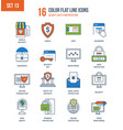 security and monitoring safety protection vector image