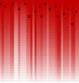 Red Fading Graphic vector image