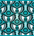 greek tribal seamless pattern vector image vector image