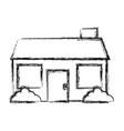 modern houses design vector image vector image