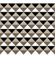 monochrome hawaiian tribal seamless pattern vector image vector image