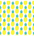 Pineapple backgroundPineapple seamless vector image vector image