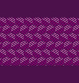 concept purple seamless geometry pattern vector image