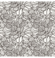 Seamless Floral Zentangle Pattern vector image vector image