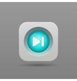 Next button vector image